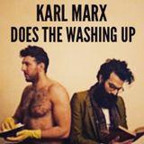Karl Marx Does The Washing Up