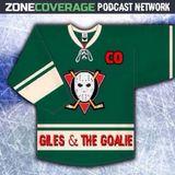 Giles & the Goalie - A MN Wild Podcast