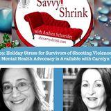 Managing Holiday Stress for Survivors of Trauma