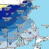 Snow Turning To Rain Could Make Mess Of Evening Commute