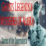 Ghosts, Mysteries & Legends of Alaska | Interview with Bjorn Dihle | Podcast