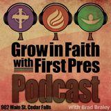 Grow in Faith with First Pres