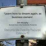 RR 041 ON POINT with Jim Murphy