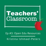 Ep 3: Open Education Resources with Kristina Ishmael