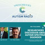 En Italiano: Researchers Discussion About Autism Spectrum Disorder