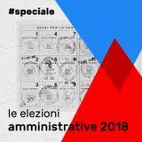 #Speciale - le elezioni amministrative 2018