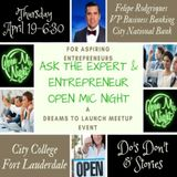 Ask The Expert and Entrepreneur w Guest Felipe Rodriguez - City National Bank