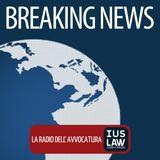 Breaking news - Intervista al Ministro Bonafede sulla riforma del Processo Civile
