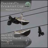 Achilles Heel Targeting Marxist Cells - Blackbird9 Podcast
