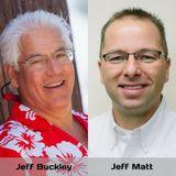 RR 294: Jeff Buckley & Jeff Matt on Social Media
