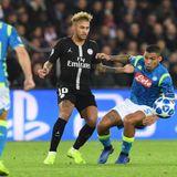 •Inter-Barcellona •PSG-Napoli