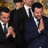 Salvini vuol dare le carte