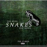 Tiga Maine x Marka- Snakes (Prod by Marka)