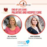 4/8/17: Dr. Hagman with Comfort Hospice and Palliative Care | End of Life Care: Palliative and Hospice Care | Aging in Portland