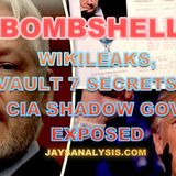 WIKILEAKS NEW BOMBSHELL: Trump Wiretaps, & CIA Vault 7 Secrets - Jay Dyer (Half)
