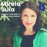 Mirela Sula at The Best You EXPO
