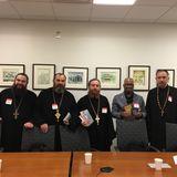 UN Interfaith Dilogue With Georgian Clergy Leaders