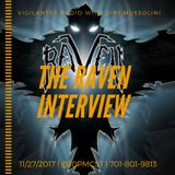 The Raven Interview.