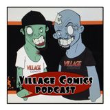 Village Comics Live Cast 1/14/14