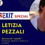 BREXIT SPECIAL  Letizia Pezzali ( - Lealtà  )- un amore in tempo di Brexit nella finanza londinese.