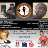 MidWeek MashUp hosted by @MokahSoulFly with special contributor @Satori06 Show 44 Feb 1 2017 Guest Rage Almighty and Jeff Hor