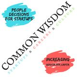 Startups & People by CommonWisdom.co