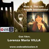 MySummerWine: #Wine & The #Law Project International (Prima Puntata)