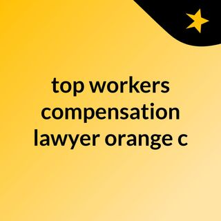 Numerous benefits With Workers compensation lawyer