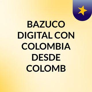 LO NUEVO DEL CANAL DE COLOMBIA DESDE COLOMBIA