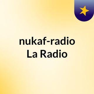 nukaf-radio La Radio
