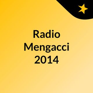 RadioMengacci2014 pt.2: tentativo 3 haha