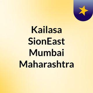 Kailasa SionEast Mumbai, Maharashtra
