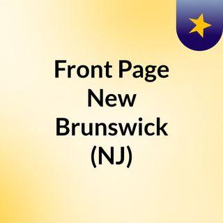 Front Page New Brunswick (NJ)