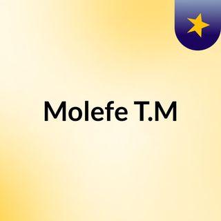 Molefe T.M