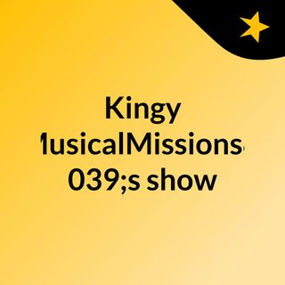 Musical Missions live radio session