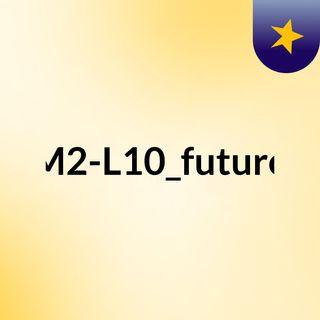 Nuestra vida en el futuro