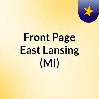 Front Page East Lansing (MI)