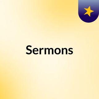 Late Service Sermon, 10-1-2017
