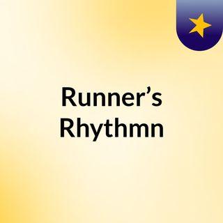 Runner's Rhythmn