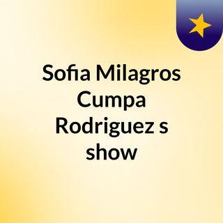 Sofia Milagros Cumpa Rodriguez's show