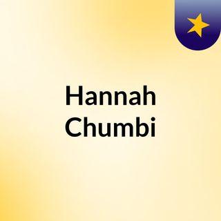 Hannah Chumbi