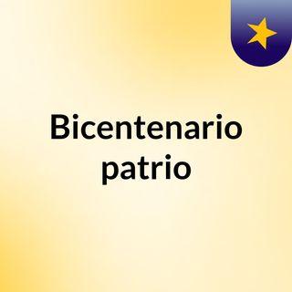 Bicentenario Patrio
