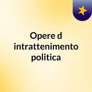 Supereroi & Politica