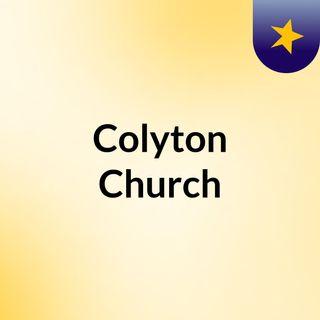 Colyton Church