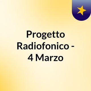 Progetto Radiofonico Anita Torretta