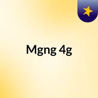 Mgng 4g