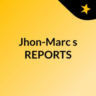 Jhon-Marc's Report on the YVA's coverage