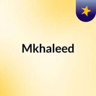 Mkhaleed
