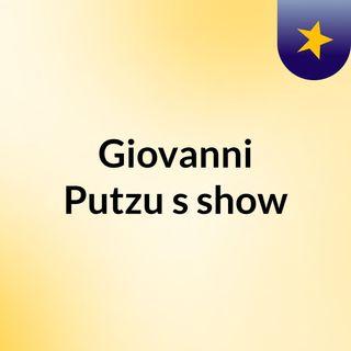 Giovanni Putzu's show