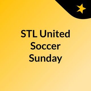 Hour 1 of the April 7, 2019 STL United FC Soccer Sunday